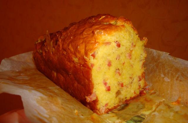 Cake apéritif classique - Photo par fabiiii