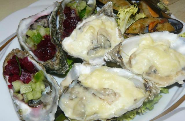 Assiette de la mer maison - Photo par cicoucook