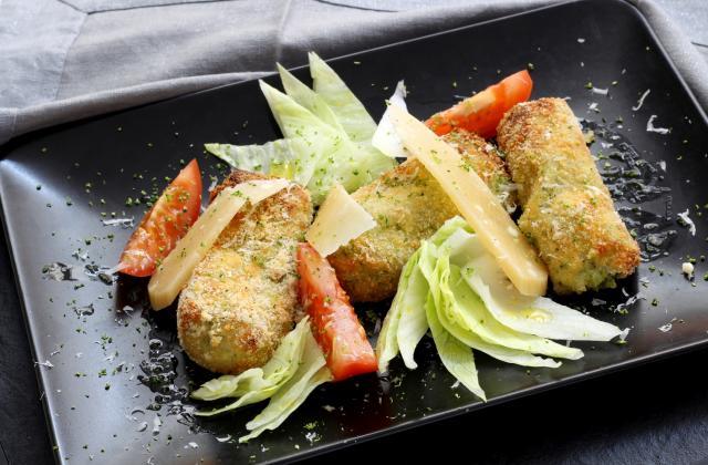 Croquettes de brocolis & pommes de terre - Photo par 750g
