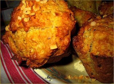 Muffins carottes et noisettes - Photo par bienvenu_chez_lorenza