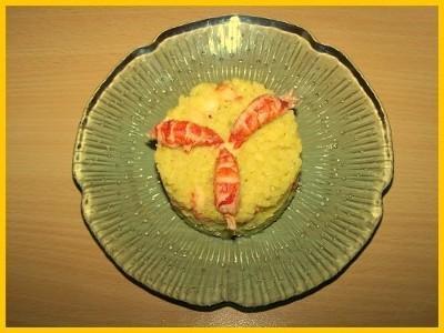 Risotto aux fruits de mer parfumé d'épices - Photo par Titeratatouille