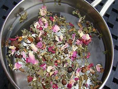 Bains de cuisson - Photo par Parfums de table
