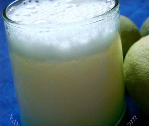 Smoothie citron ananas - Photo par katypa