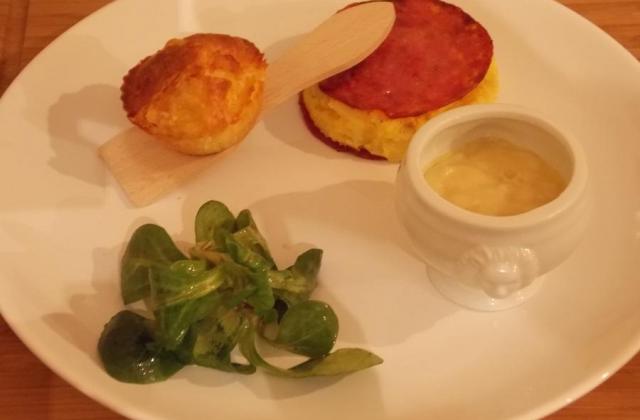 Raclette revisitée - Photo par chatelei