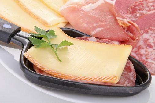 Raclette tradi - Photo par 750g