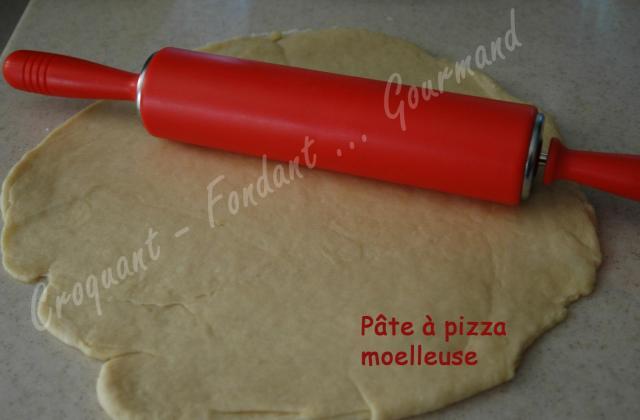 Pâte à pizza super moelleuse - Photo par maprad