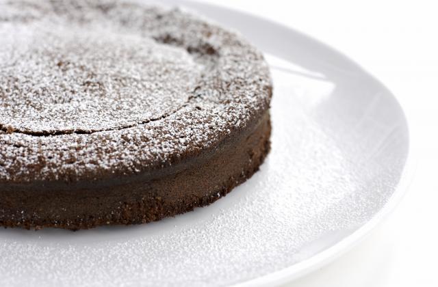 Gâteau à la Danette au chocolat - Photo par misstyyy