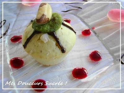 Muffin noix du brésil au coeur chocolaté - Photo par ismael2