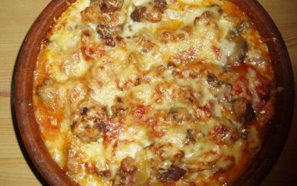 Mes lasagnes - Photo par brevesdecuisine