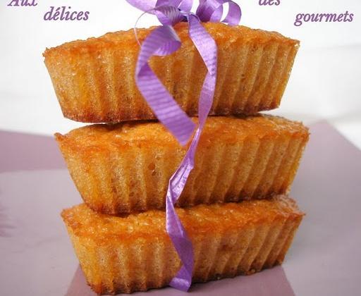 Mini-cakes aux carottes - Photo par fimere2