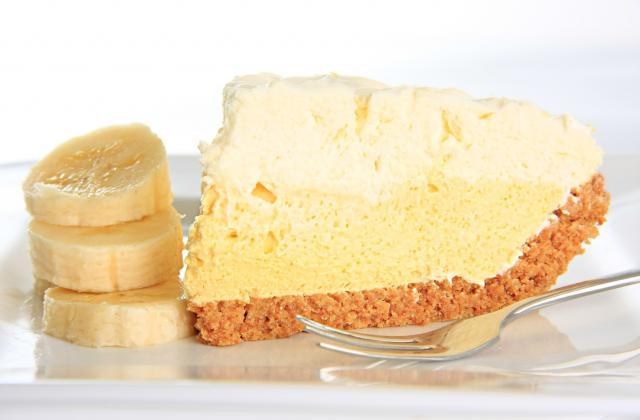 Cheesecake à la banane - Photo par Bérengère