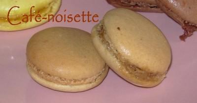 Macarons café-noisettes - Photo par paulinc7