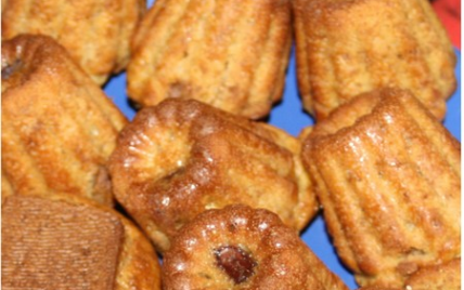 Moelleux aux spéculoos pommes caramel - Photo par selfin