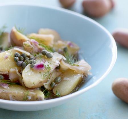 Salade de Grenailles à la bavaroise - Photo par Doréoc