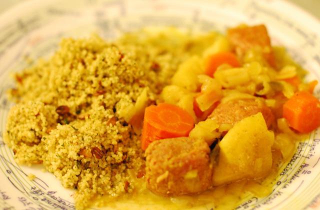 Curry de nems chua - Photo par Jean-Baptiste - 750g