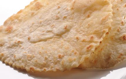 Tortilla de maïs - Photo par Passion Céréales