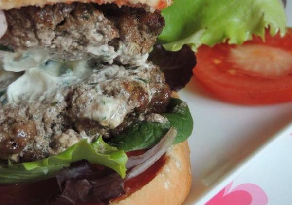 Burger surprise - Photo par heleneLf9