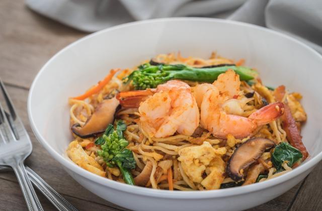 10 recettes parfaites à faire au wok - Photo par 750g