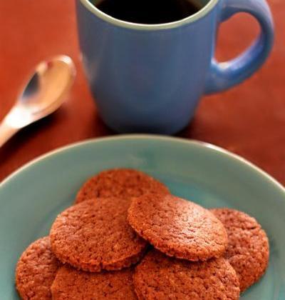 Biscuits cacaotés aux épices - Photo par saveurs choc n roudoudou