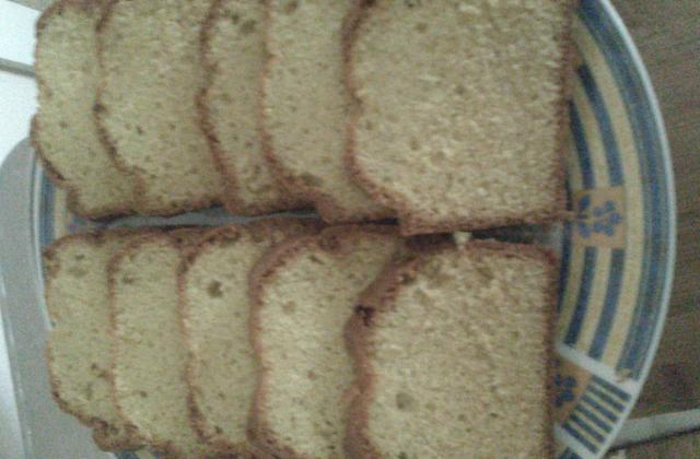 Cake nature classique - Photo par anscia