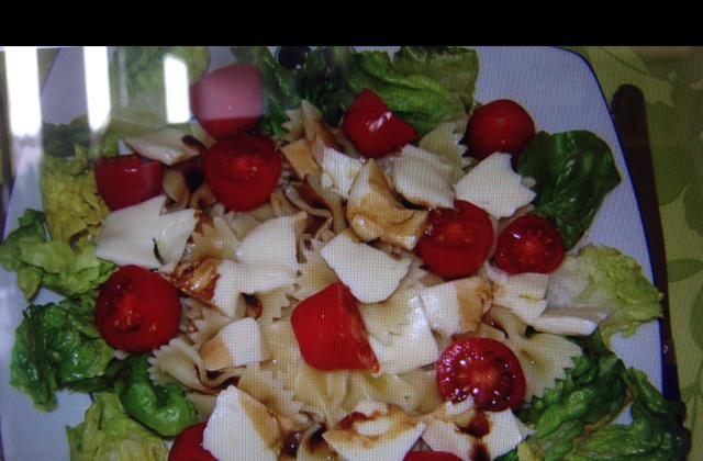 Salade de pâtes estivale - Photo par jenny3