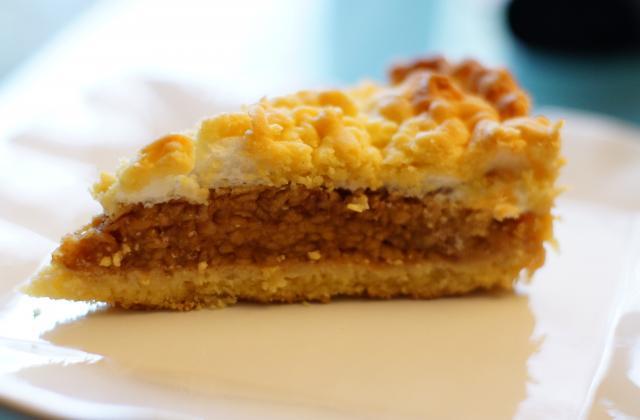 Szarlotka - gâteau polonais aux pommes - Photo par kokotka