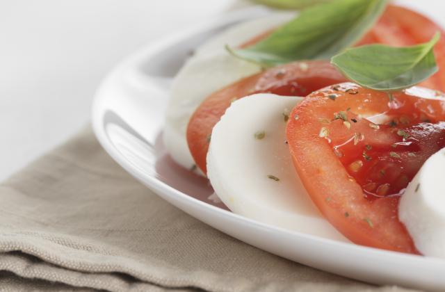Tomates Mozzarella - Photo par domaines_viticoles