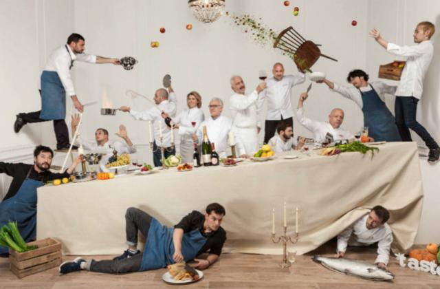 Ne ratez pas Taste of Paris et gagnez des places pour ENFIN découvrir des SECRETS de CHEFS - Photo par Pascale Weeks