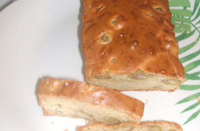 Cake aux olives gourmand - Photo par laura73