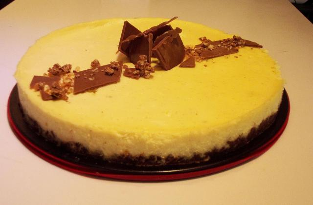 Cheesecake de New-York - Photo par ilannicol
