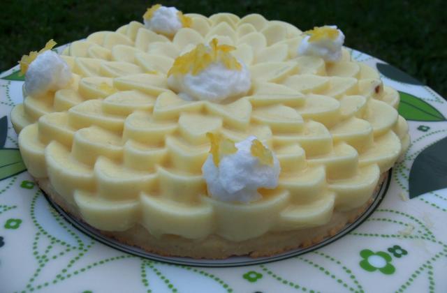 """Ma tarte """"fleur de citron"""" - Photo par verob"""
