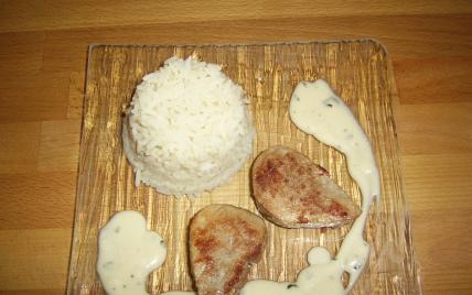 Filet mignon de porc au parmesan - Photo par soulie6