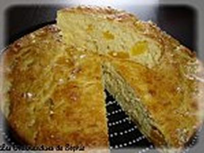 Gâteau moelleux-fondant aux abricots - Photo par Sophie21