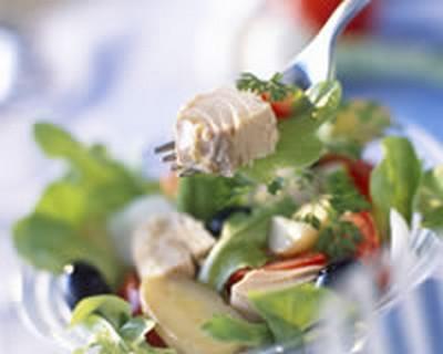 Salade au thon - Photo par supergu