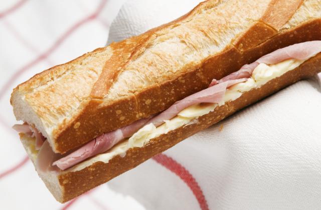 5 sandwiches bien Français à redécouvrir - Photo par 750g
