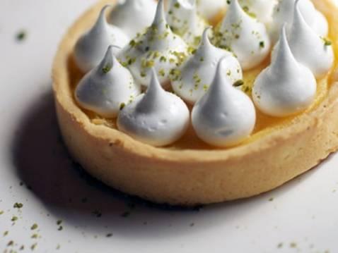 Mini tarte au citron meringuée - Photo par nathju