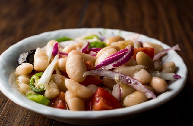 6 salades d'hiver avec des légumes secs - Photo par 750g