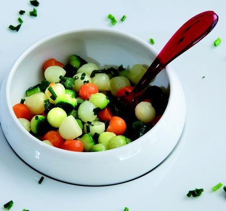 Giboulée de légumes - Photo par Confrérie des Toqués de la Pomme de Terre