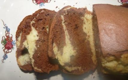 Gâteau marbré classique - Photo par chokog