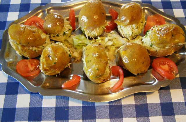 Pommes de terre à ma façon - Photo par findv