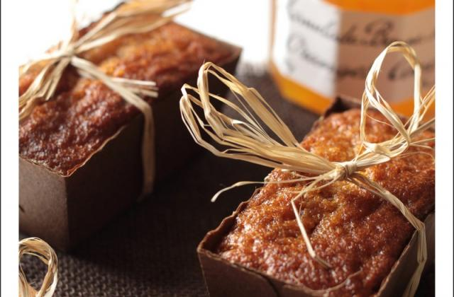 Mini cakes aux épices et à la Marmelade d'Oranges Amères Bonne Maman - Photo par Bonne Maman
