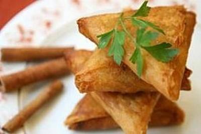 Briwate aux pommes de terres et fromage - Photo par daniho