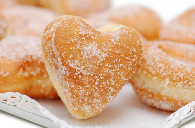 Pâte à beignets au Thermomix - Photo par 750g