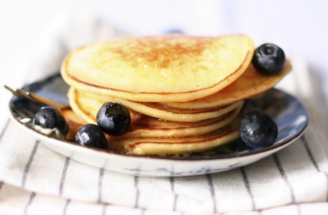 Mes pancakes - Photo par Chef Damien