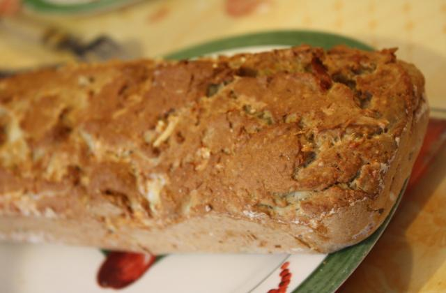 Pain de thon de l'Ale d'Yeu sans gluten (sans lait) - Photo par marinazb