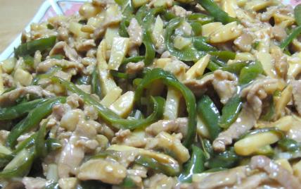 Chinjaorosu - plat chinois - Photo par Amelie a-vos-baguettes