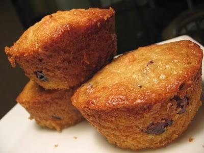 Les petits muffins aux fruits rouges. - Photo par marthasand