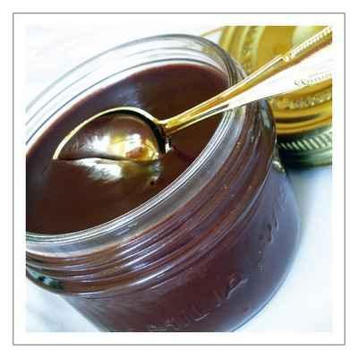 Gelée Chocolat - Photo par Num num birdy