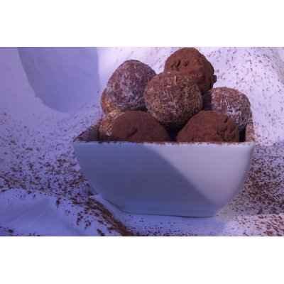 Les truffes au chocolat - Photo par 750g