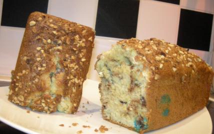Cake qui rend noisettes - Photo par magrin